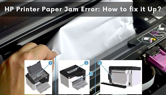 HOW TO SOLVE PAPER JAM PROBLEM